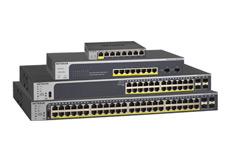 Netgear Smart Managed Switches
